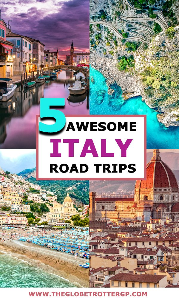 italy road trip ideas