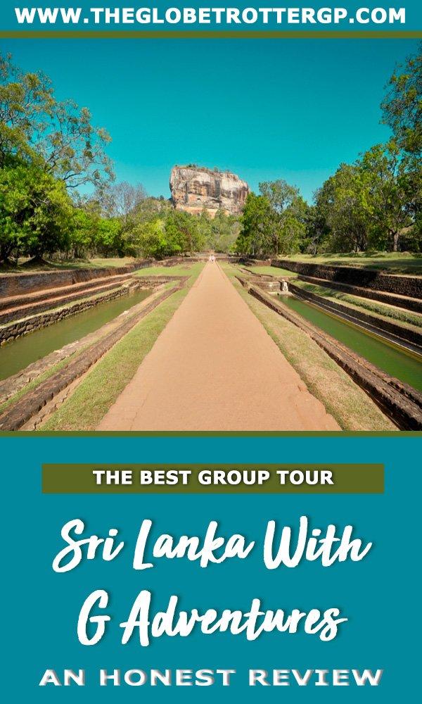sri lanka group tour