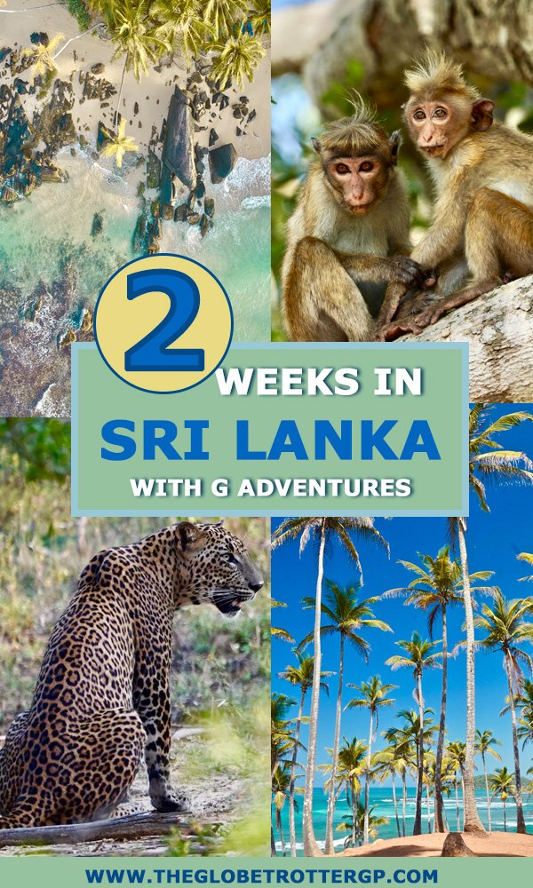 How to spend 2 weeks in sri lanka with g adventures the best sri lanka group tour company.