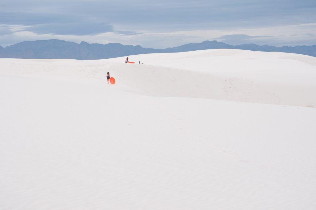 white sands usa