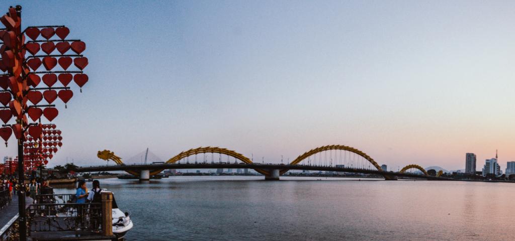 Da Nang 600 Dragon Bridge
