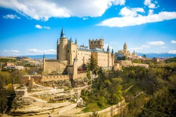 alcazar de segovia best things to do in spain