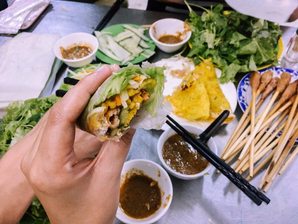 banh xeo da nang food