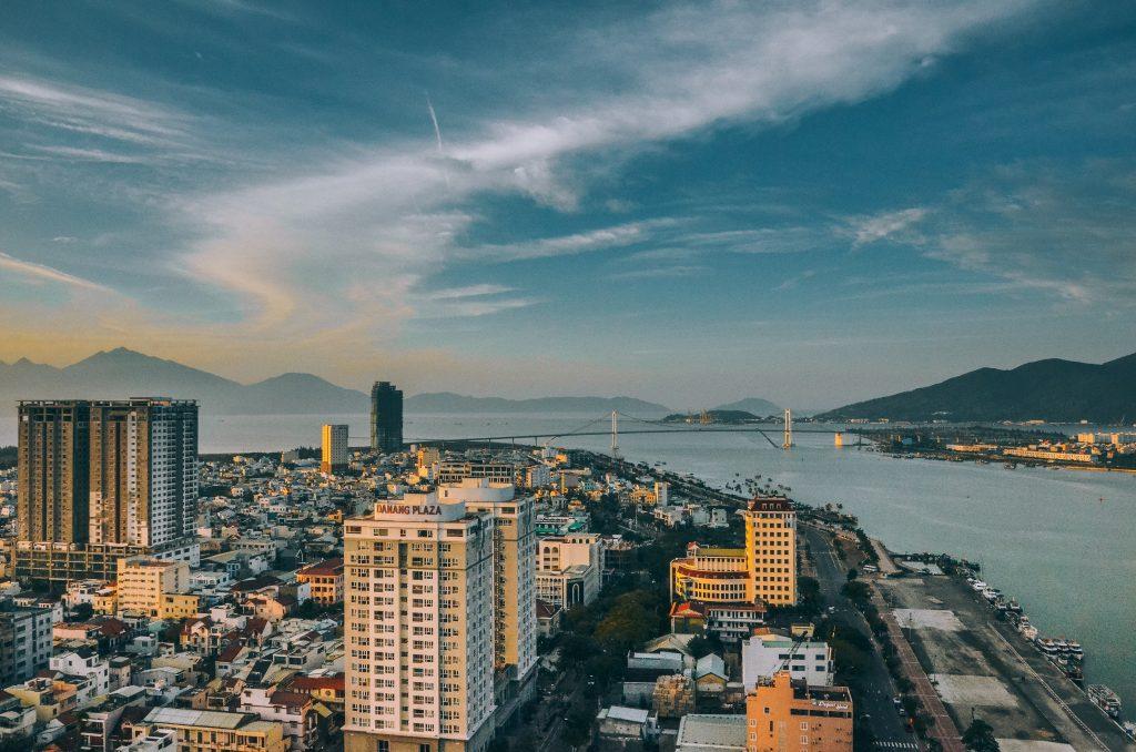 da nang skyline