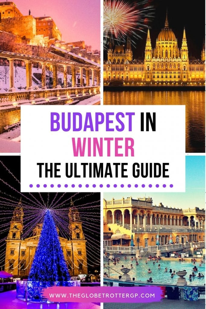 Visiting Budapest in winter