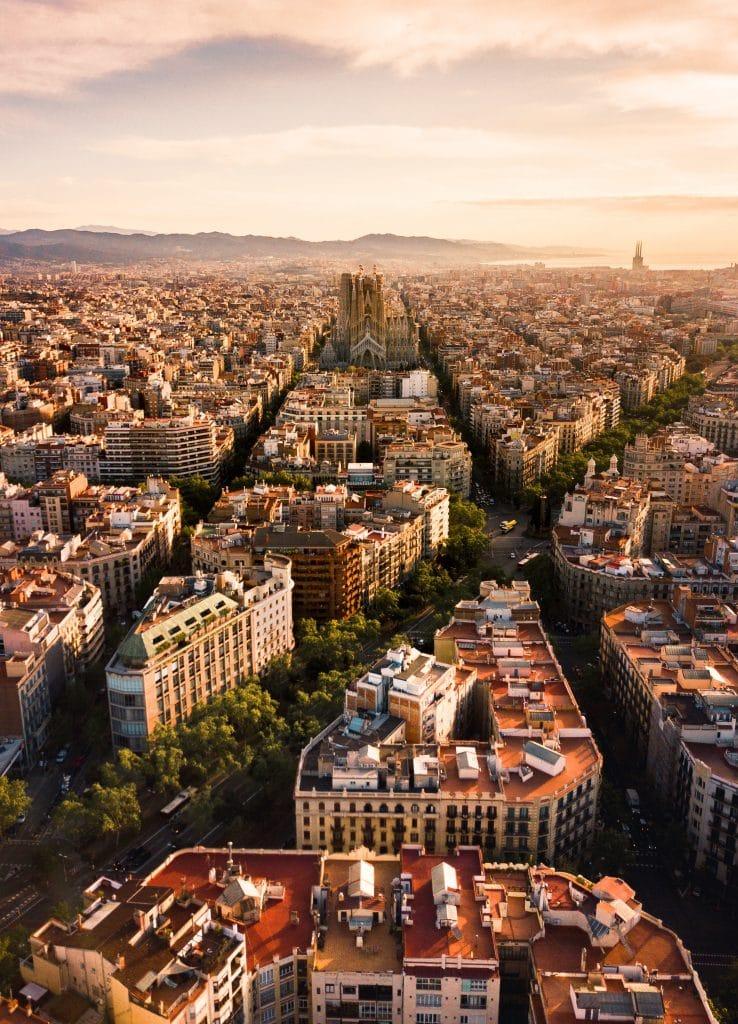 barcelona viewpoint