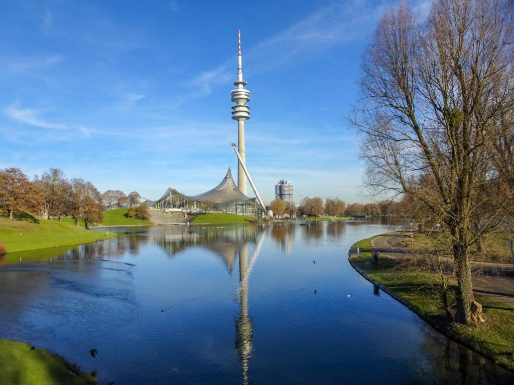 Germany Munich Olympiapark