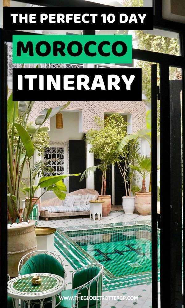 10 day morocco itinerary pin 2