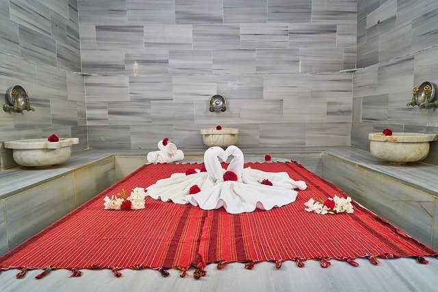 hammam steam room