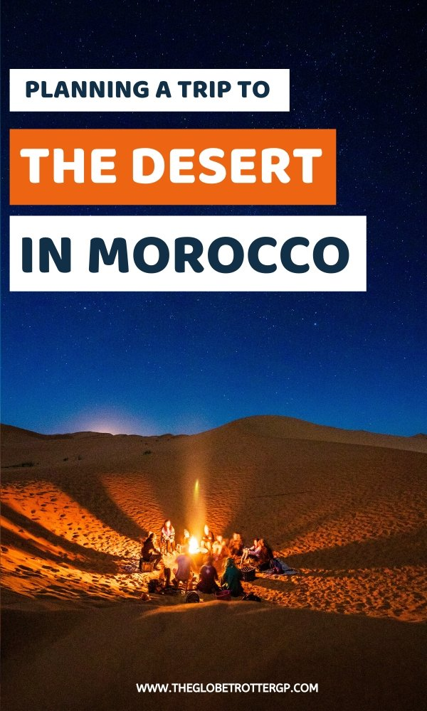 planning a desert trip in morocco 2