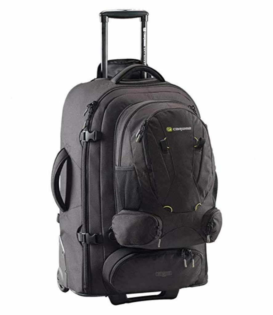 Carebee Skymaster wheeled backpack