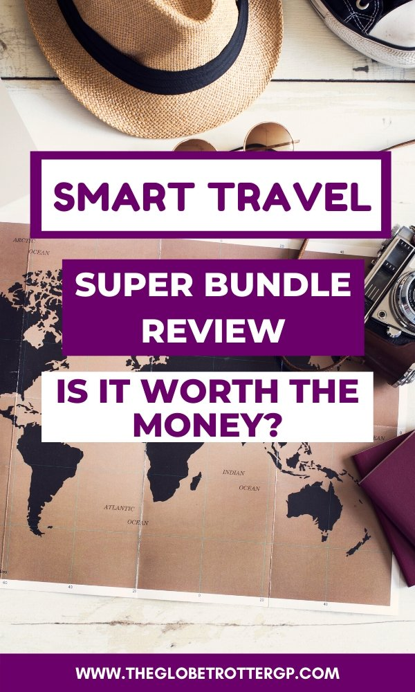 Smart travel super bundle